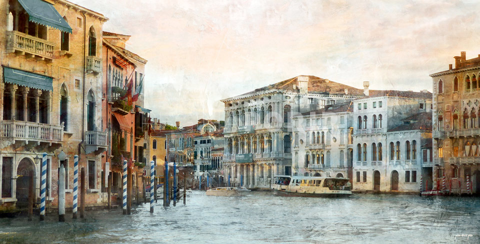 Venedig 26 – 80 x 40 cm