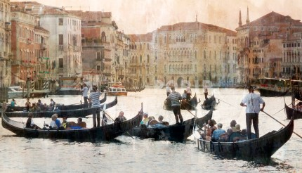 Venedig 34 – 70 x 40 cm