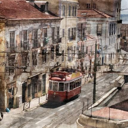Lissabon 1 – 100 x 100 cm