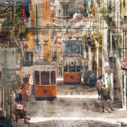 Lissabon 3 – 50 x 50 cm