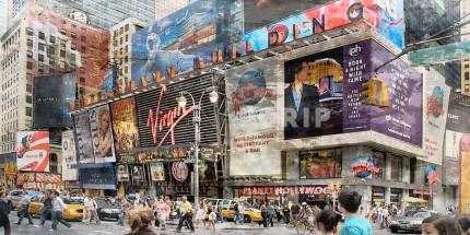 New York Broadway 16 – 100 x 50 cm