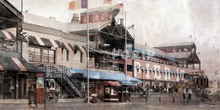New York Pier 17 – 100 x 50 cm